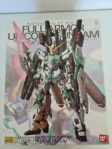 Bandai Gundam MG RX-0 Full Armour Unicorn Ver.Ka 1/100 Model Figure