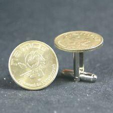 Arcade Token Cufflinks Free Gift Bag Vintage Namco Coins