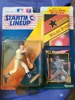 1992 STARTING LINEUP SLU - MLB - NOLAN RYAN - TEXAS RANGERS  *Free Shipping*