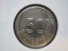 Belgien 50 Frank 1989   (455)