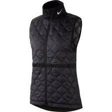 Nike AeroLayer Women's Running Vest - Size Small - Black