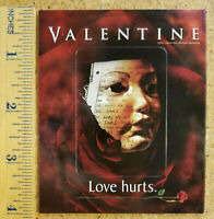 """Valentine """"Love Hurts"""" Picture Frame Magnet (Movie Theater Promo)"""