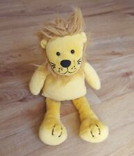 Jellycat Jelly Lion Plush Soft toy Comforter Soother Yellow Jelly1413 RARE