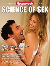 Newsweek Magazine Special Edition - SCIENCE OF SEX (2015) FREE SHIP!