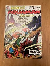 Showcase #31 VINTAGE DC Comic KEY 2nd Silver Age Aquaman & Aqualad Silver 10c
