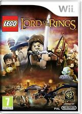 Nintendo Wii Lego Lord of the Rings by Warner Bros, Adventure & Action, New