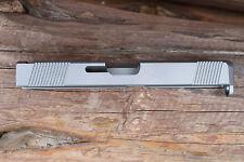 Brand New Combat Armory Glock 17 9mm Gen3 Slide G17 Stainless Steel Polymer80