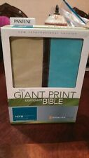 NVI GIGANT PRINT COMPACT BIBLE