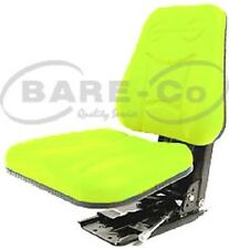 New Yellow Tractor Seat MULTI ANGLE SUSPENSION SEAT+ SLIDING Part # B9643