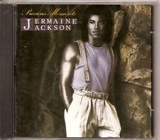 JERMAINE JACKSON Precious Moments 1986 CD JAPAN GERMANY