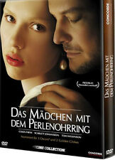 2 DVDs * DAS MÄDCHEN MIT DEM PERLENOHRRING - Johansson , Firth  # NEU OVP $
