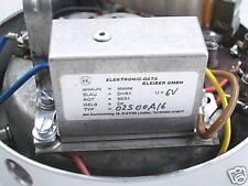 Lichtmaschinenregler  Regler regulator 6V für BMW R24 - R25 - R26