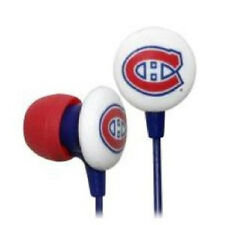 Montreal Canadiens Hi-Fi Ear Buds [NEW] NHL Head Phones Headphones Earbud CDG