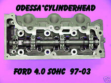 FORD EXPLORER MOUNTAINEER 4.0 SOHC 97-06 CYLINDER HEAD NO CORE REQUIRED REBUILT