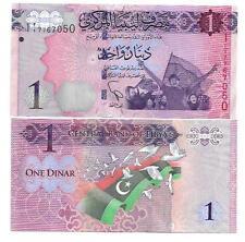 La Libye Libye 1 dinar 2013 UNC p76