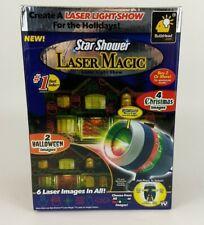 Star Shower Laser Magic Light Show - NEW