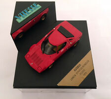 Vitesse 1:43 Lancia Stratos-Roadcar 'Rosso' 1974
