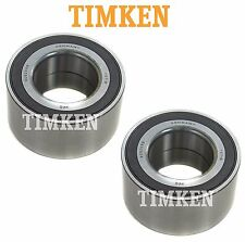 NEW Honda Ridgeline 2006-2014 Pair Set of Front Wheel Bearings Timken WB000008