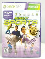 New listing New Kinect Sports (Xbox 360, 2010) BRAND NEW SEALED