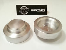 """[SR] CHEVY GMC TAHOE YUKON AVALANCHE 1"""" BILLET REAR LIFT LEVELING KIT SPACERS"""