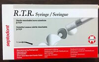 RTR Syringe Septodont (Sterile resorbable Bone Substitute) #01S0500 Exp:2023-07