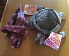 Russ Zonies Stegasaurus Tyrone And Turtle Terrapin