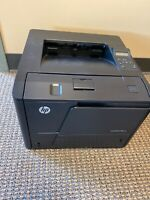 HP LASERJET PRO 400  PRINTER M401n Excellent cosmetic & working condition