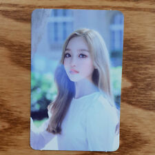 Go Won Official Photocard Monthly Girl LOOΠΔ No.17 yyxy Kpop Genuine