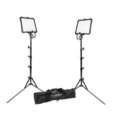 Pixapro Lenno 256 S colore singolo pannello flessibile LED Kit TWIN mobile