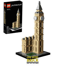 Lego Big Ben 21013-Architecture Series-BRANDNEU & Verpackt