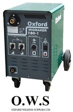 Oxford MIG Welder MIGMAKER 180-1 Single Phase Machine 2 IN STOCK!!