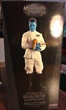 Militaries Of Star Wars 1/6 Scale NIB Grand Admiral Thrawn By Sideshow