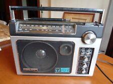 Vintage General Electric Super Radio 2 SUPERADIO II AM/FM Model 7-2885F