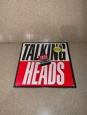 "TALKING HEADS ""TRUE STORIES"" 1986 VINYL RECORD/LP 9 25512-1- SRC PRESS (#611)"