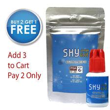 Eyelash Extensions Max Bond Glue / Adhesive Fast Strong Black/ SKY S+ Type