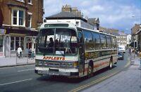 DAK 220V Appleby, Conisholme ex United 6x4 Quality Bus Photo