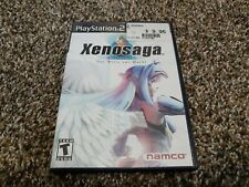 Xeno Saga Episode 1 - Sony PlayStation 2 PS2 - Complete with Booklet and Case