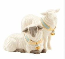 Lenox ~ First Blessing Nativity ~ Pair Of Sheep - New In Box