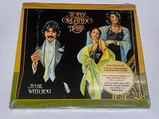 Tony Orlando & Dawn CD To Be With You R2 Entertainment 2005 NEW