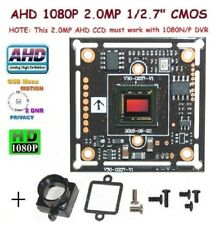 "Sunvision CCTV HD-AHD 2.0MP 1080p 1/2.7"" CVBS CMOS Board Camera w/ OSD (AO21)"