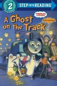 A Ghost on the Track [Thomas & Friends] [Step into Reading]