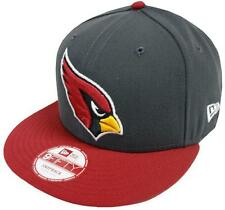 New Era NFL Arizona Cardinals Graphite Snapback Cap S M 9fifty Limited Edition