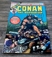 Conan the Barbarian King Size Annual #1 Comic Book Barry Smith Clean
