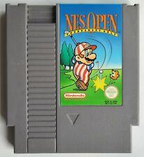 NES - NES Open Tournament Golf (PAL-B) cart Nintendo FRA