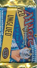 magic ✰✰✰✰ UNGLUED ✰✰✰✰ Factory Sealed Booster Pack - english ✰✰✰✰