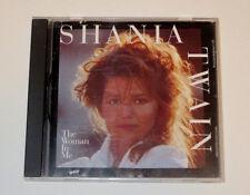 The Woman in Me by Shania Twain (CD, Feb-1995, Mercury)