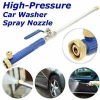 High Pressure Water Washing Spray Gun Car Clean Lawn Garden Hose Pipe Nozzle Jet