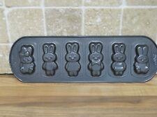 New Wilton bunnies cookie baking tray 42cm x 13.5cm