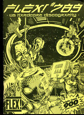 Flex!  U.S.Hardcore Discography  (Fanzine)  #789