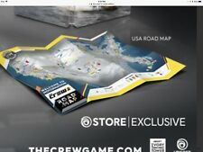The Crew 2 Map Taken From Motor Edition